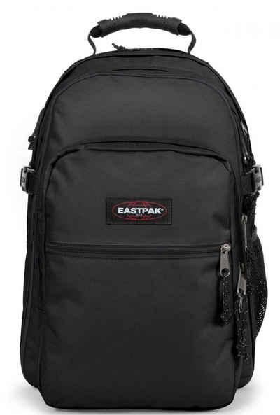 Eastpak Freizeitrucksack »TUTOR, Black«, enthält recyceltes Material (Global Recycled Standard)