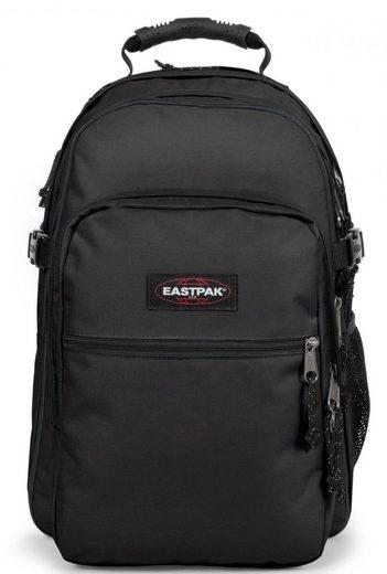 Eastpak Schulrucksack »TUTOR, Black«, enthält recyceltes Material (Global Recycled Standard)
