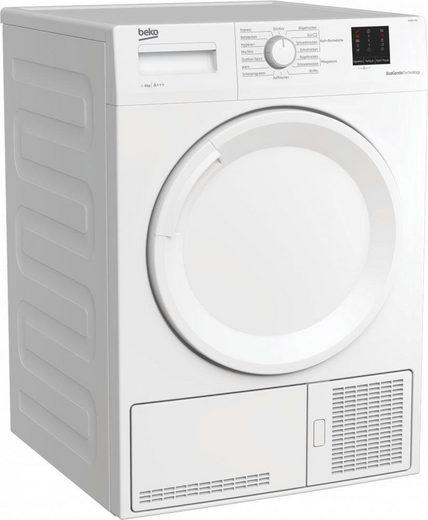 BEKO Wärmepumpentrockner DS8511PAV, 8 kg