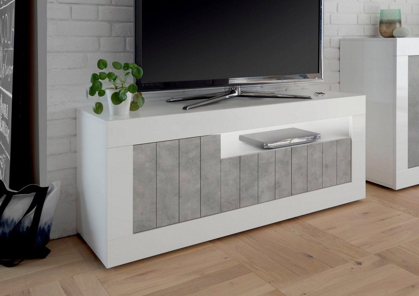 TV Möbel - LC Lowboard »Urbino«, Breite 138 cm  - Onlineshop OTTO