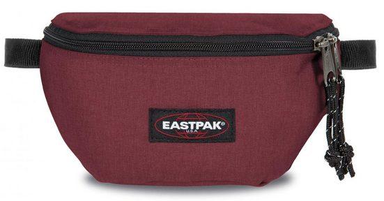 Eastpak Gürteltasche »SPRINGER, Crafty Wine«, enthält recyceltes Material (Global Recycled Standard)