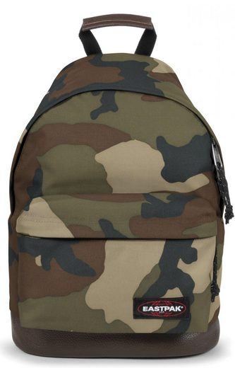 Eastpak Freizeitrucksack »WYOMING, Camo«, enthält recyceltes Material (Global Recycled Standard)