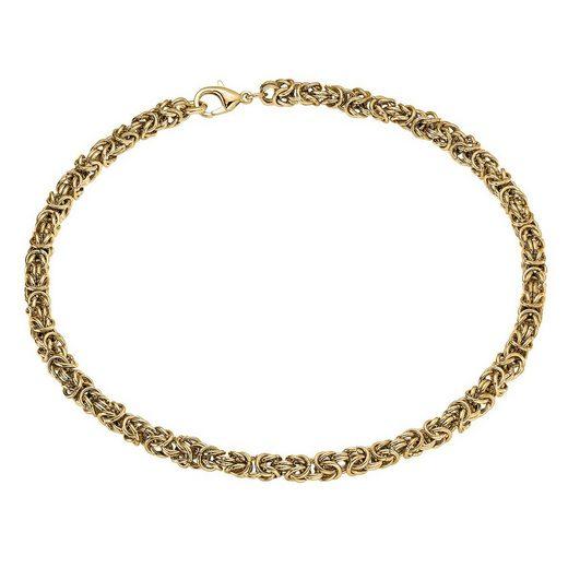 Heideman Kette mit Anhänger »Pars Vergoldet«, Collier mit Swarovski Perlen weiß oder farbig