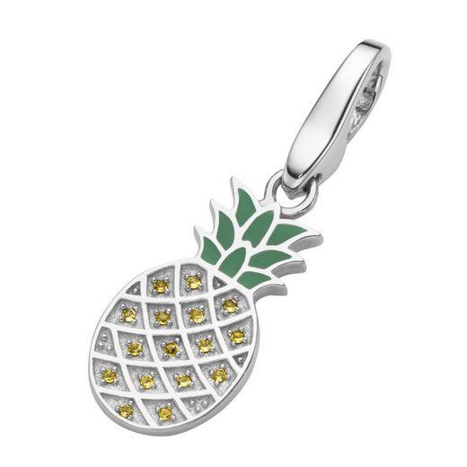 GIORGIO MARTELLO MILANO Charm-Einhänger »Ananas«