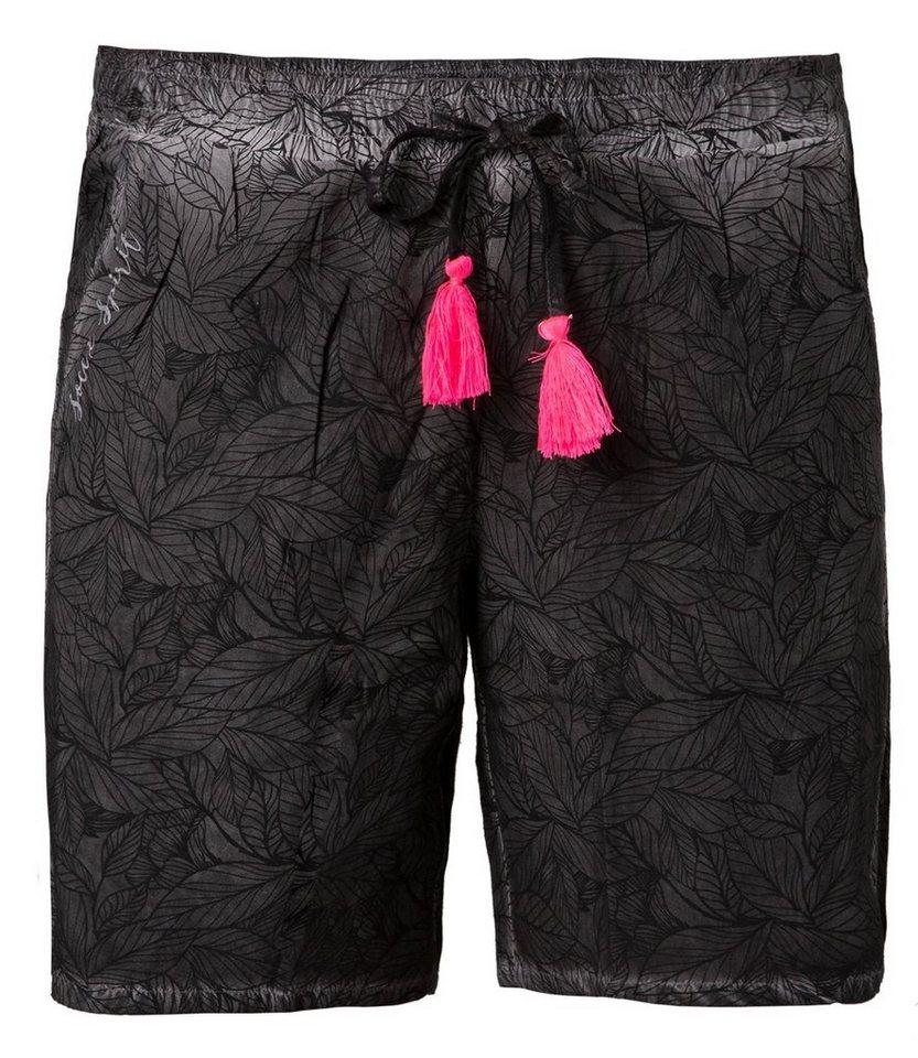 466499d647c SOCCX Shorts mit All Over Print online kaufen