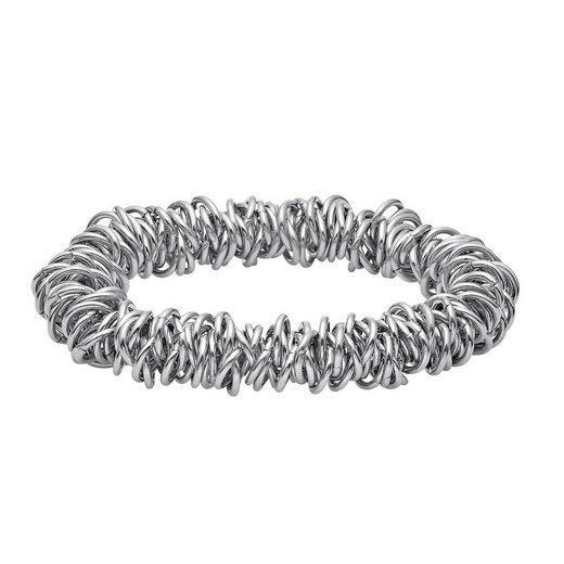 Heideman Armband »Stria Poliert« elatisches Gliederarmband