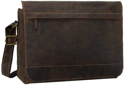 Greenburry Notebooktasche / Tablet »Vintage XXL Tasche«