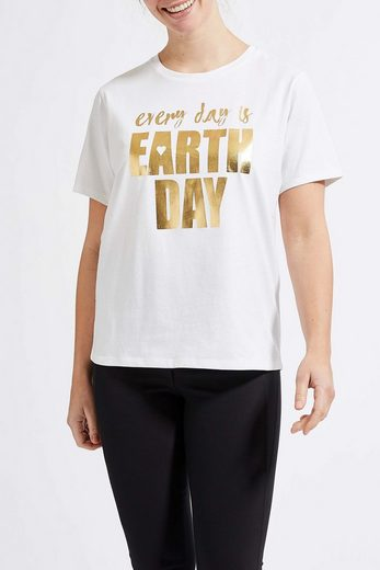 LauRie T-Shirt »Modell Lovely Day aus Bio-Baumwolle«