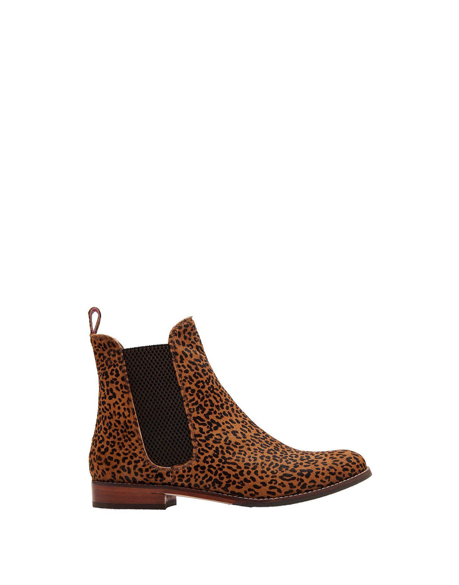 Mit Leoparden Boots KaufenOtto Modischem Chelsea Online Joule Tom Muster QdrexBoWC