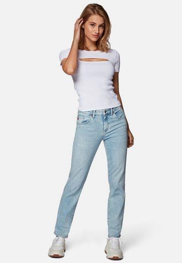 Mavi T-Shirt »CUTOUT DETAILED TOP« Cut-Out Top