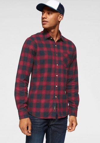 REPLAY Flaneliniai marškiniai