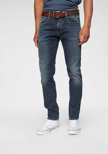 Replay Slim-fit-Jeans »ANBASS HYPERFLEX«