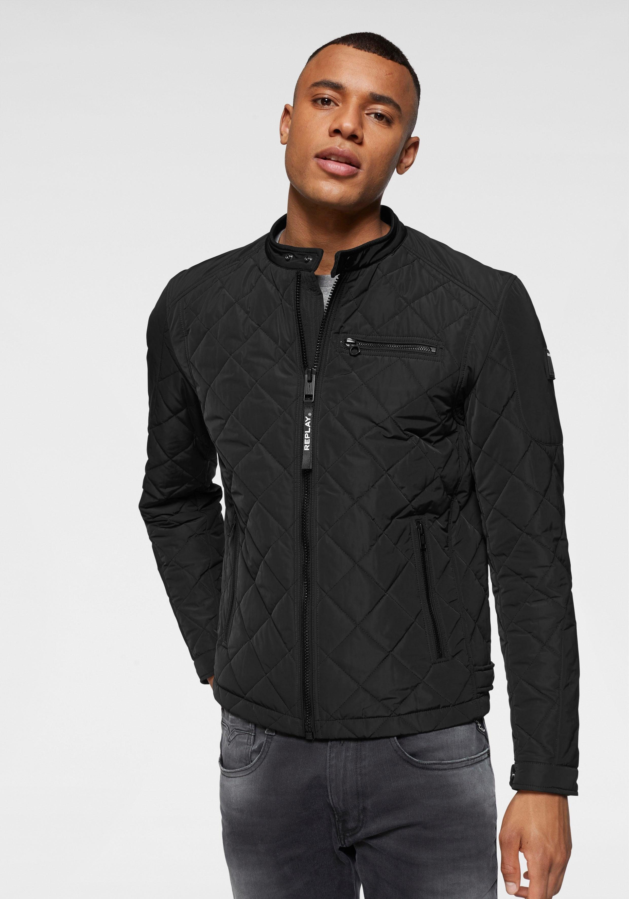 Steppjacke In KaufenOtto Replay Rautenform Online 7gY6yvbIf