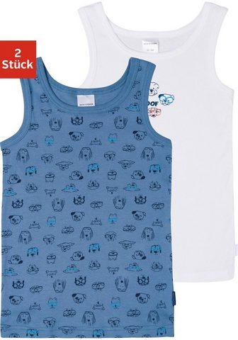 SCHIESSER Apatiniai marškinėliai 2 vienetai 2 vn...
