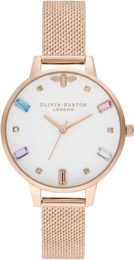 OLIVIA BURTON Quarzuhr »Rainbow Bee, OB16RB15«