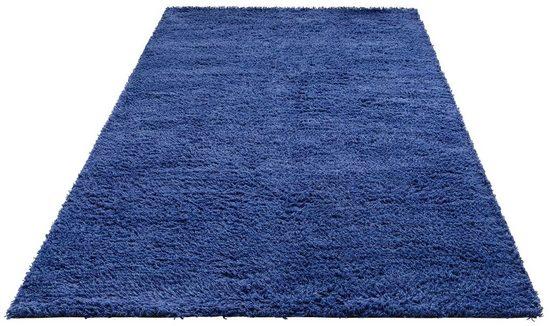 Hochflor-Teppich »Kartal«, Theko Exklusiv, rechteckig, Höhe 30 mm, Wollshaggy