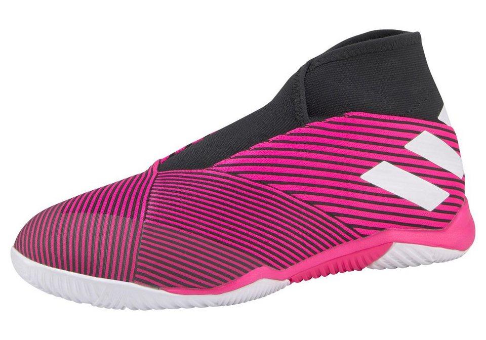 Adidas Performance Nemeziz 19 3 Laceless In Fussballschuh Fussballschuh Halle Von Adidas Online Kaufen Otto