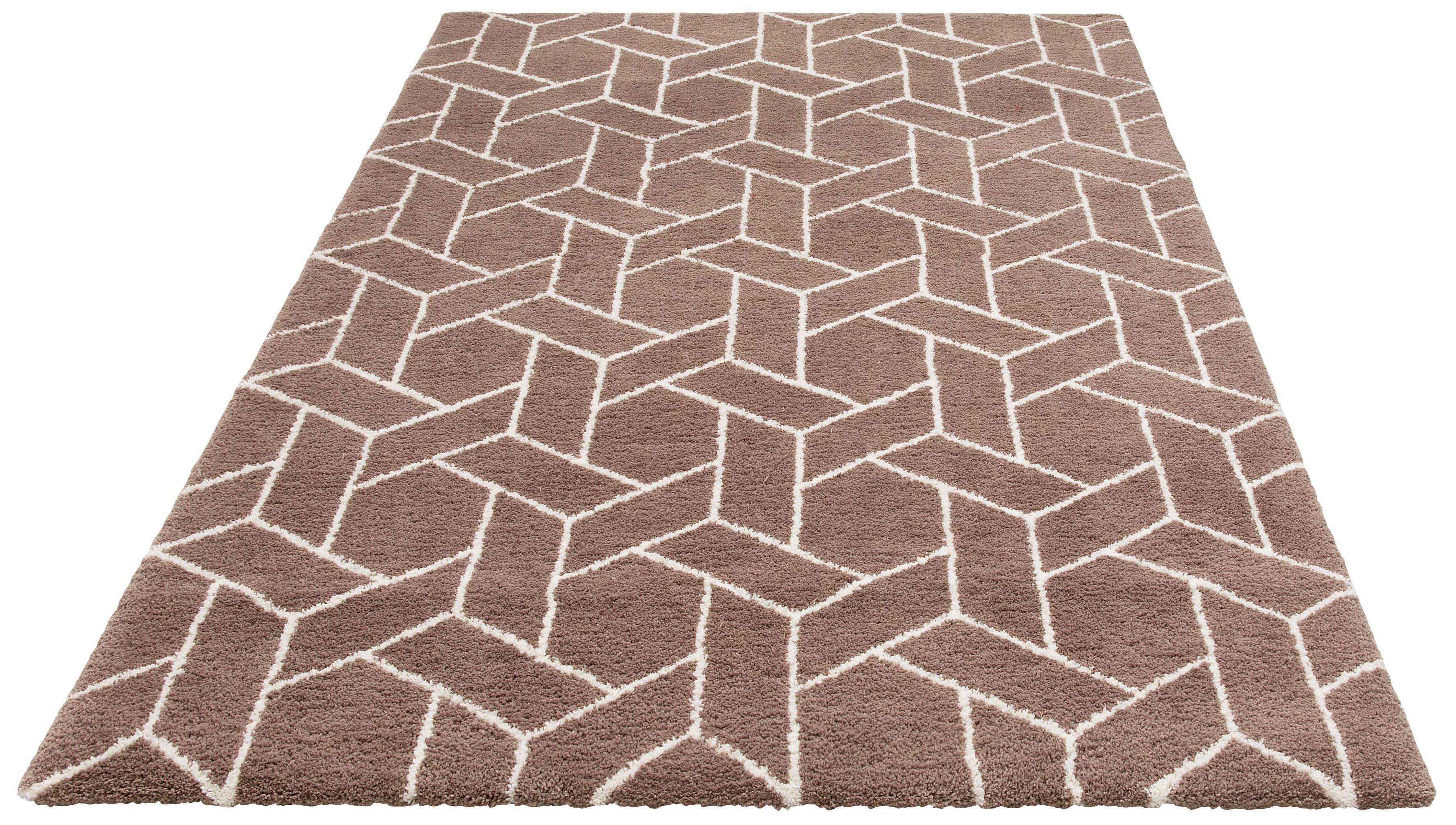 Teppich »Milan«, my home, rechteckig, Höhe 20 mm, besonders