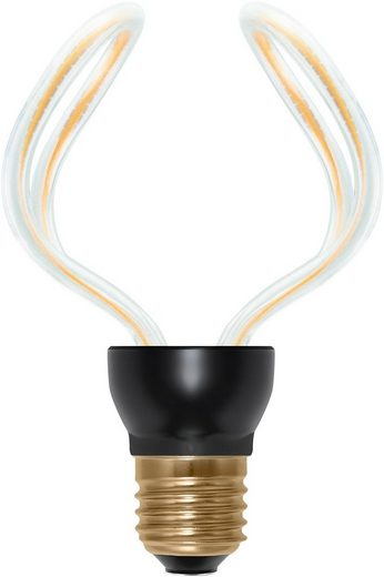 SEGULA »DESIGN LINE« LED-Leuchtmittel, E27, 1 Stück, LED Art Globo Filament