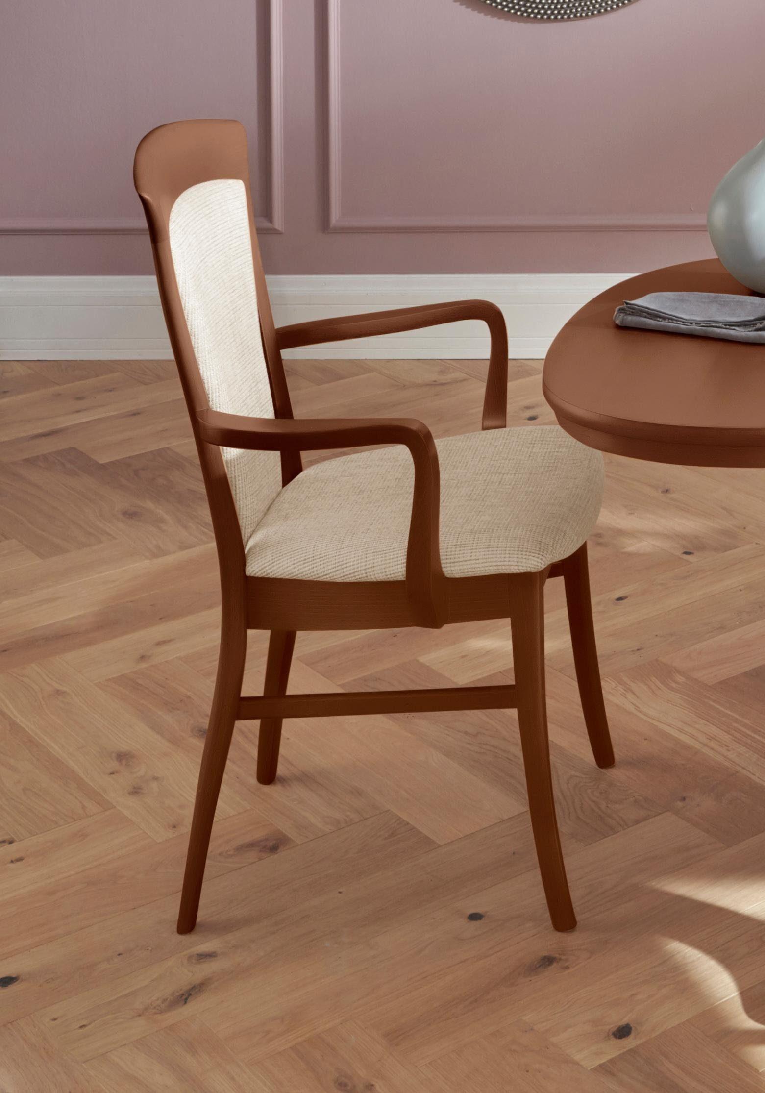 DELAVITA Stuhl »DIETMAR« 1 Stück, Delavita Die Marke für klassisch komfortables Wohnen online kaufen | OTTO