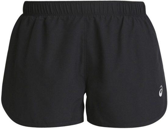 Asics Hose »Silver Split Shorts Damen«