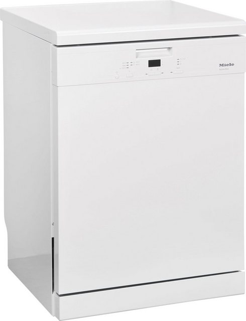 Küchengroßgeräte - Miele Standgeschirrspüler, G 4310 Active Eco, 12 l, 13 Maßgedecke  - Onlineshop OTTO