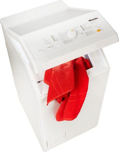 Miele Waschmaschine Toplader W 197 F WCS Series 120, 6 kg, 1200 U/Min