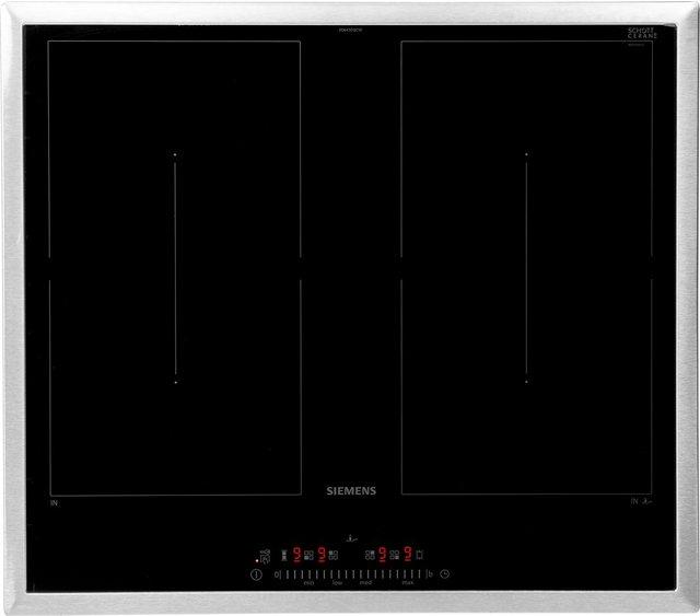 Küchengroßgeräte - SIEMENS Backofen Set iQ500 HB113FBS0 ED645FQC5E, mit Teleskopauszug nachrüstbar, mit Timer Funktion  - Onlineshop OTTO