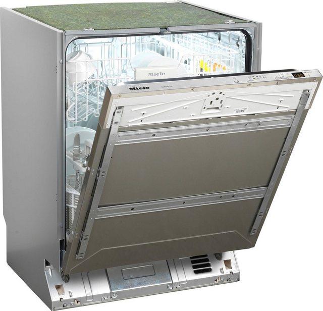 Küchengroßgeräte - Miele vollintegrierbarer Geschirrspüler, G 4380 Vi Active Eco, 12 l, 13 Maßgedecke  - Onlineshop OTTO