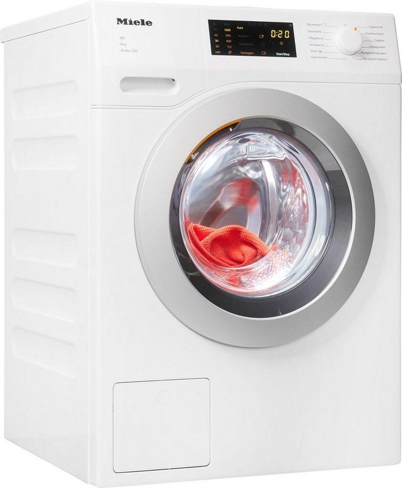 Miele Waschmaschine 120 WDD 035 WCS 8kg Series 120, 8 kg, 1400 U/Min online  kaufen | OTTO