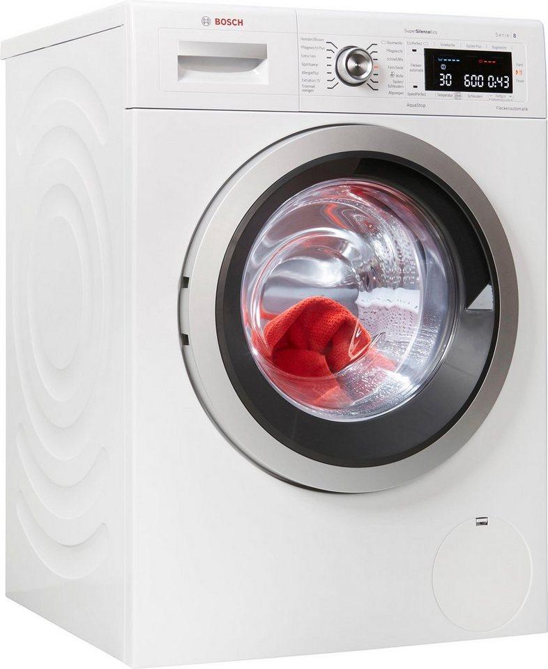 Waschmaschine Bosch Serie 8