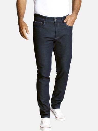 Jan Vanderstorm 5-Pocket-Jeans »RAVI« Mit modernem Verlaufsgarn