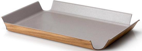 Continenta Tablett, Holz