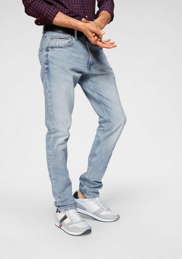 TOMMY JEANS Tapered-fit-Jeans »MODERN TAPERED TJ 1988«