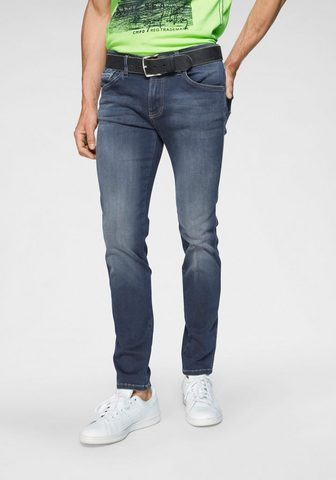 CAMP DAVID Tiesaus kirpimo džinsai »DA:VD:R622«