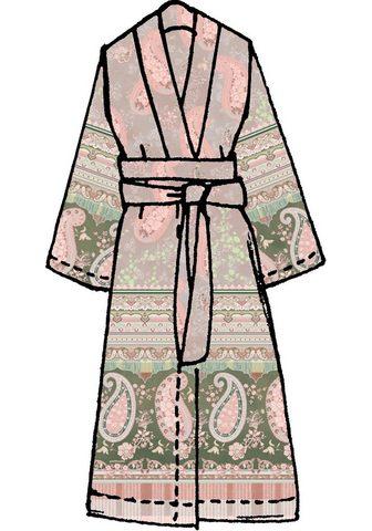 BASSETTI Кимоно халат »Anacapri«