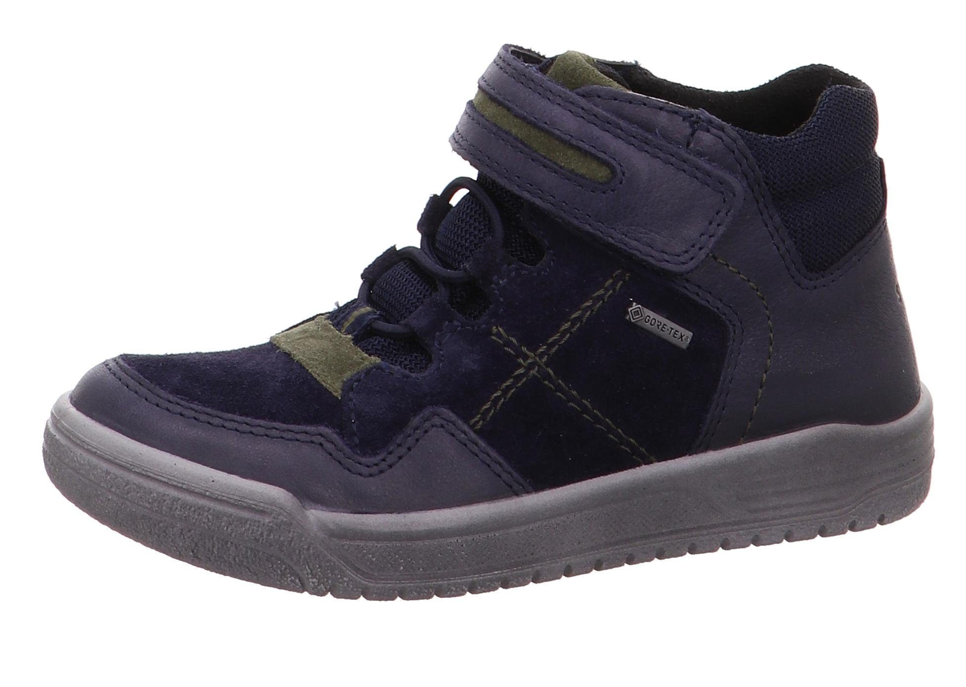 Superfit Sneaker low Earth für Jungen in blau | P&P Shoes