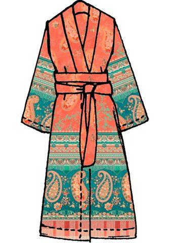 BASSETTI Kimono »Anacapri«