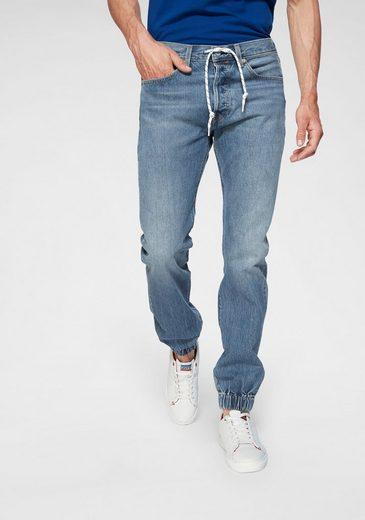 Levi's® Bequeme Jeans mit elastischen Bündchen