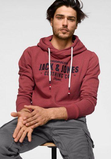 Jack & Jones Kapuzensweatshirt »Brandon Sweat Hood«