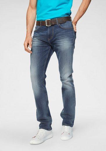 TOM TAILOR 5-Pocket-Jeans »JOSH« mit Stretch-Anteil