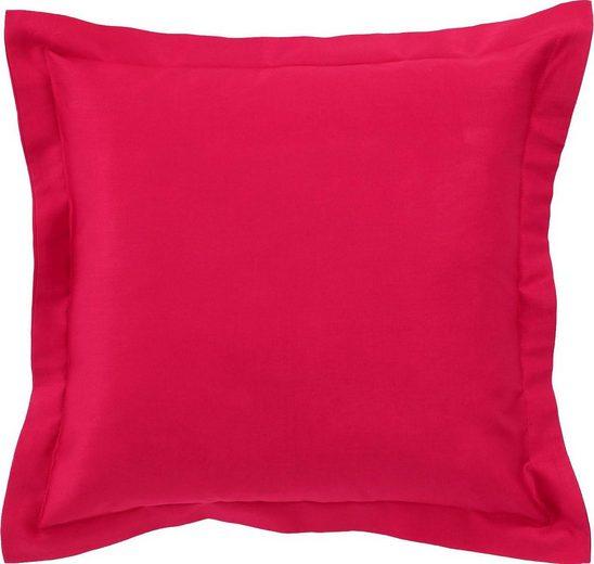 Kissenhülle »Tinta Uni«, Bassetti, mit separat erhältlichem Bettbezug