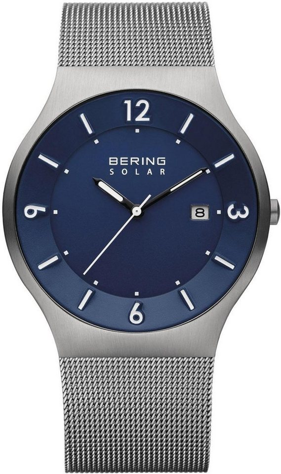 Bering Solaruhr »14440-007«   Uhren > Solaruhren   Grau   Bering