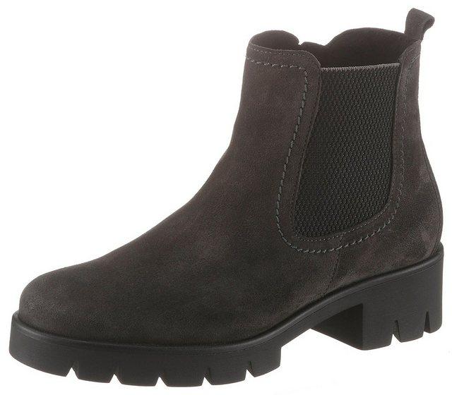 Gabor Chelseaboots mit komfortablen Strecheinsatz | Schuhe > Boots > Chelsea-Boots | Gabor