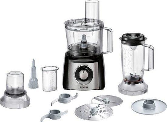 SIEMENS Kompakt-Küchenmaschine MK3501M, 800 W, 1 l Schüssel