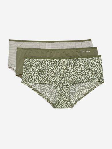 Marc O'Polo Panty »3-Pack Multipack« (3 Stück)