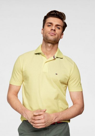 TOMMY HILFIGER Poloshirt »UNDER COLLAR PRINT REGULAR POLO«