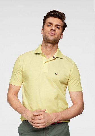 TOMMY HILFIGER Polo marškinėliai »UNDER COLLAR raštas...