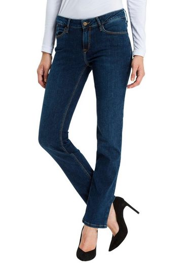 Cross Jeans® High-waist-Jeans »Rose« Regular Fit Jeans mit hoher Taille