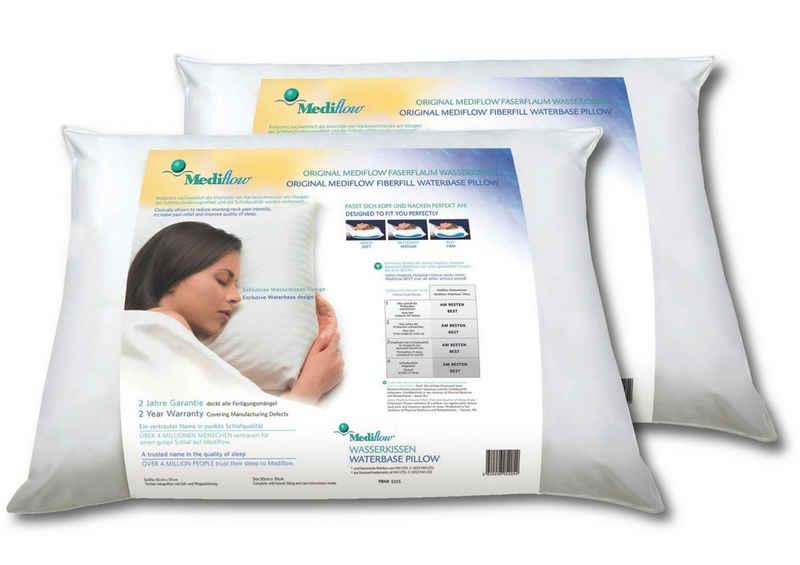 Mediflow Wasserkissen »Mediflow Original Wasserkissen 5205 Doppel-Pack 50x70cm«, 2-tlg.